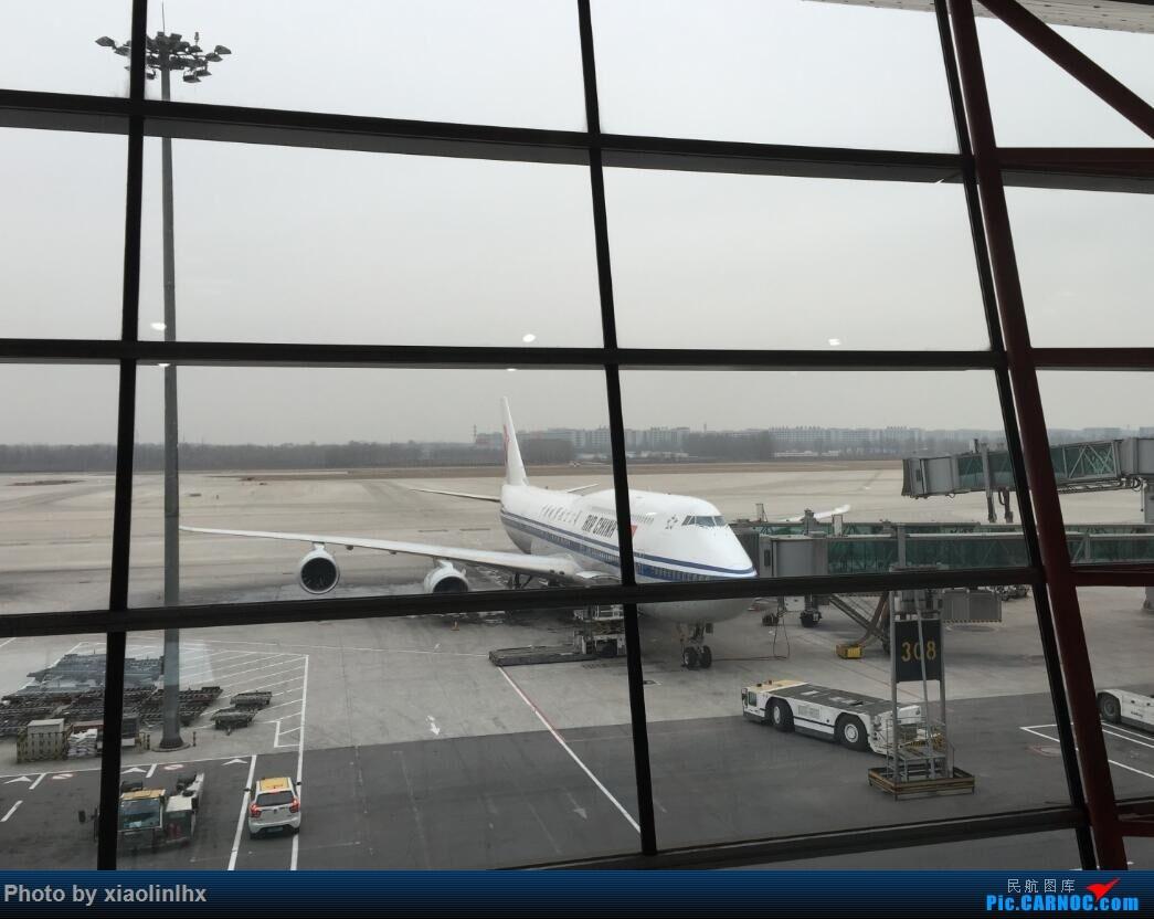 Re:[原创]为了爱的人一个周末广州北京往返 380和748二层公务舱巅峰体验 747
