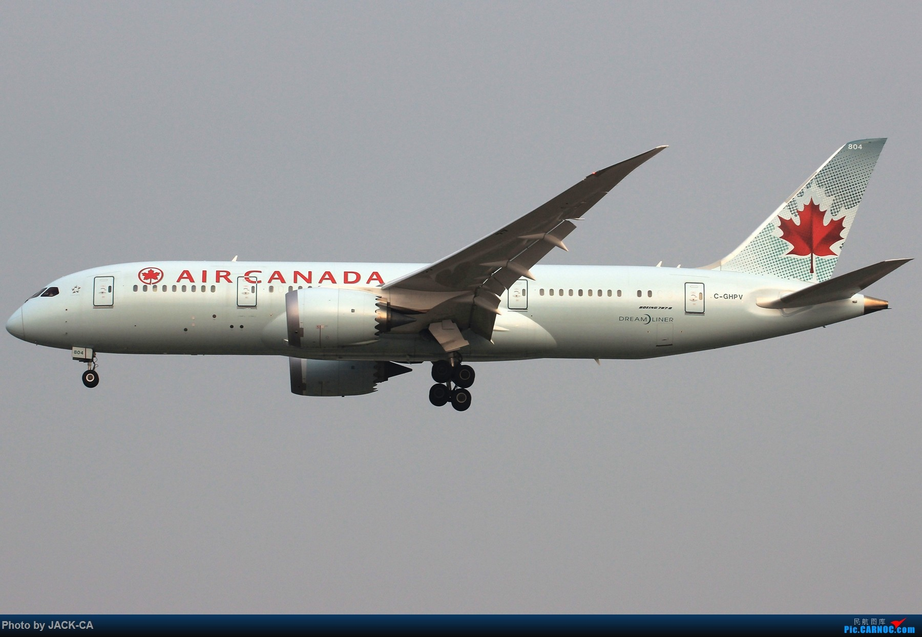 Re:【组图】盘点在北京通航787的公司都有哪些 1800*1200 BOEING 787-8 C-GHPV 中国北京首都国际机场