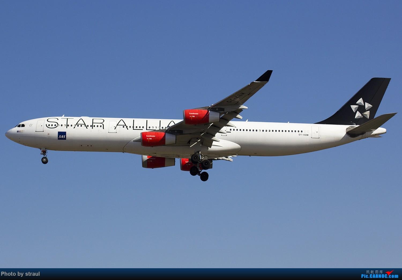 Re:[原创]2015——打飞机元年、入坑总结贴 AIRBUS A340-300 OY-KBM 中国北京首都国际机场