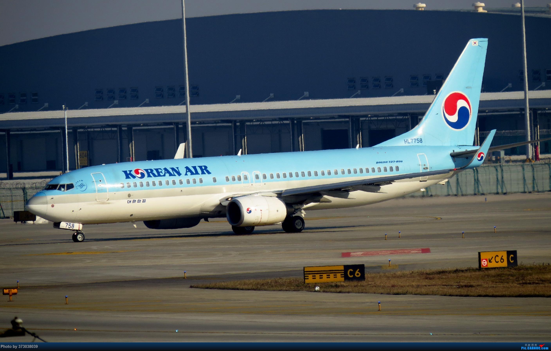 Re:[原创]【去年今天】杭州萧山国际机场 HGH 北跑道拍机 BOEING 737-800 HL-7758 杭州萧山国际机场