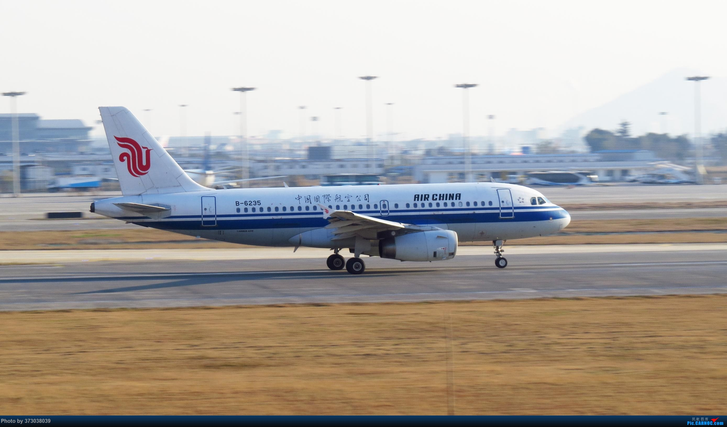 Re:[原创]【去年今天】杭州萧山国际机场 HGH 北跑道拍机 AIRBUS A319-100 B-6235 杭州萧山机场