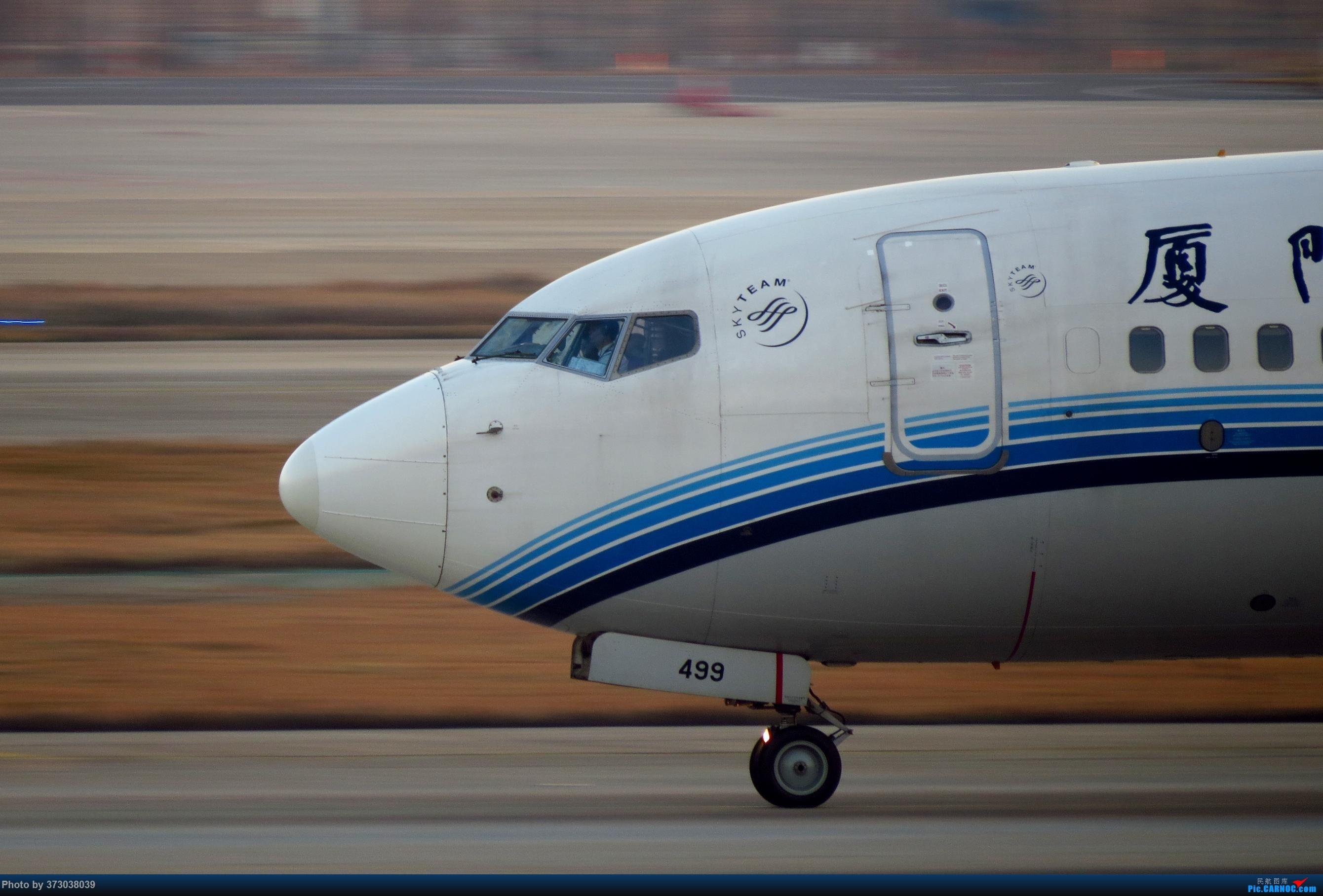 Re:[原创]【去年今天】杭州萧山国际机场 HGH 北跑道拍机 BOEING 737-800 B-5499 杭州萧山机场