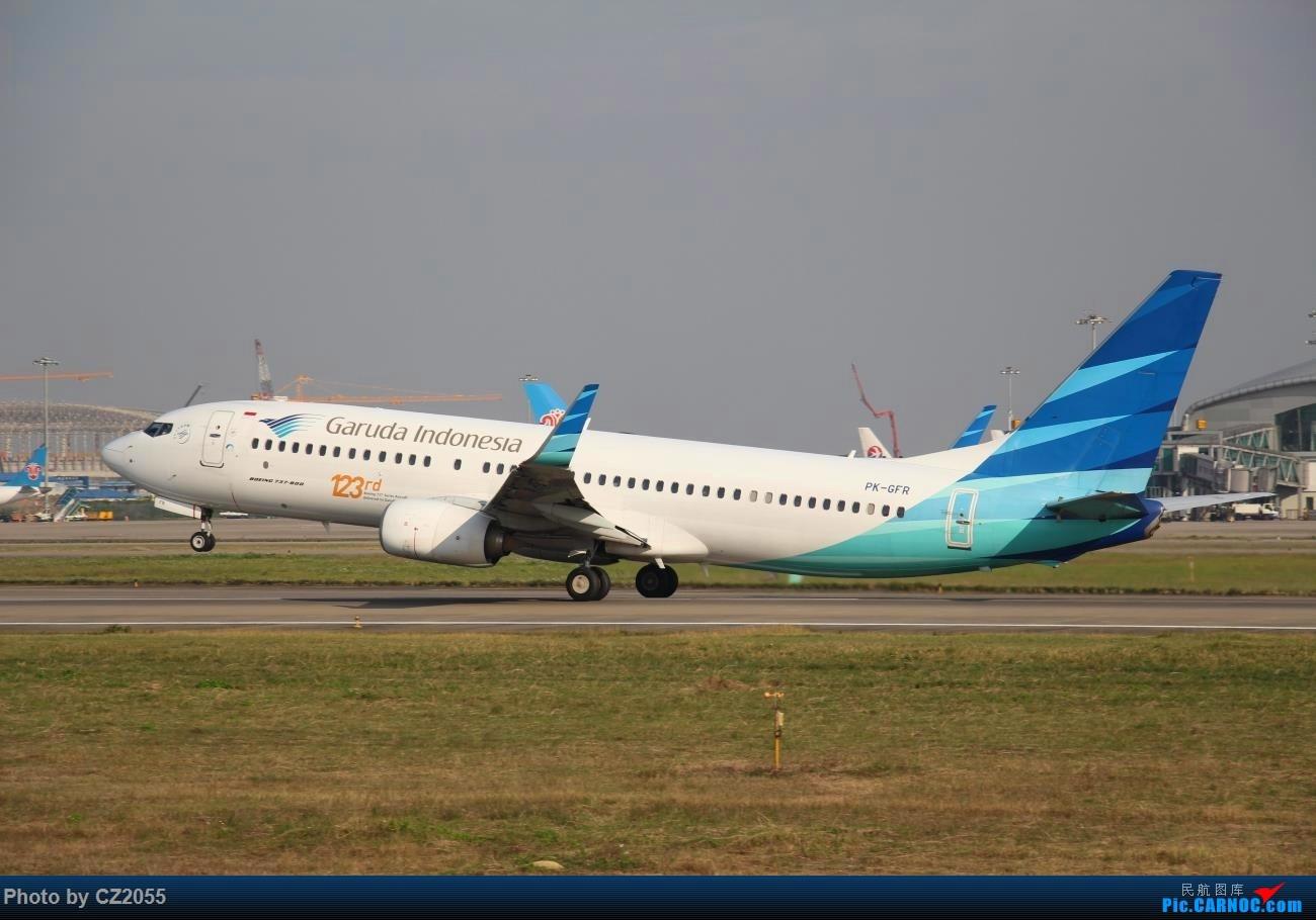 Re:[原创]Re:[原创]【广东青少年拍机小队】【C-Z-2055】2016第一拍,元旦快乐! BOEING 737-800 PK-GFR 中国广州白云国际机场