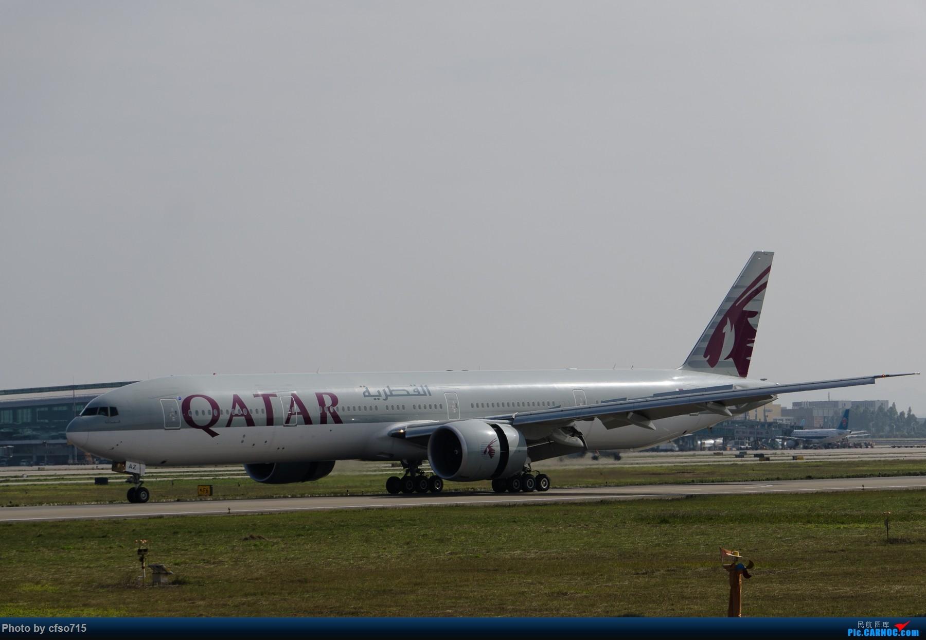 Re:[原创]一些15年的图 BOEING 777-300ER A7-BAZ 中国广州白云国际机场