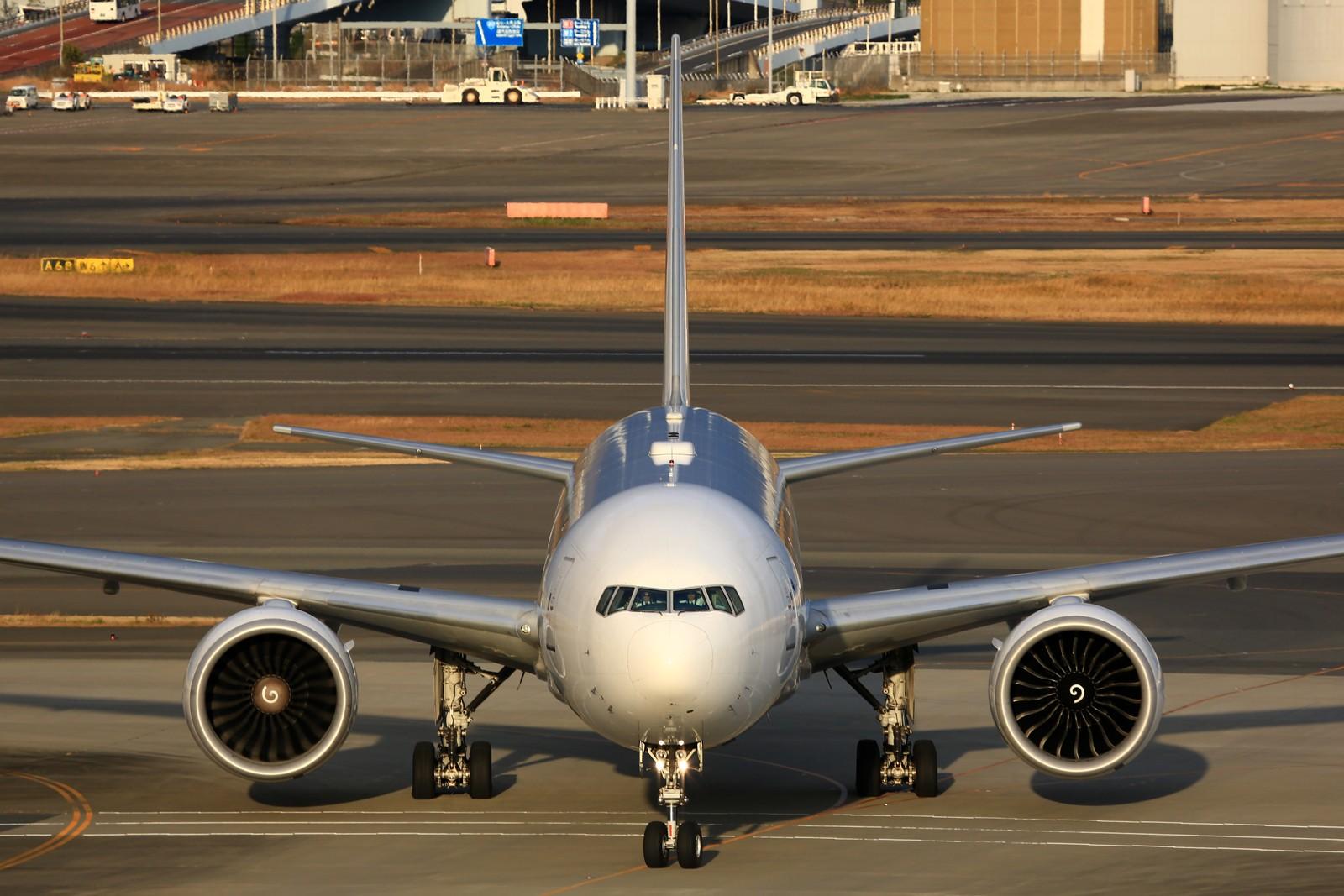 Re:[原创]【HND】******2016新年好,流窜羽田机场:全日空星战,汉莎1500th,以及一些大路货****** BOEING 777-300ER JA731J 日本东京羽田国际机场