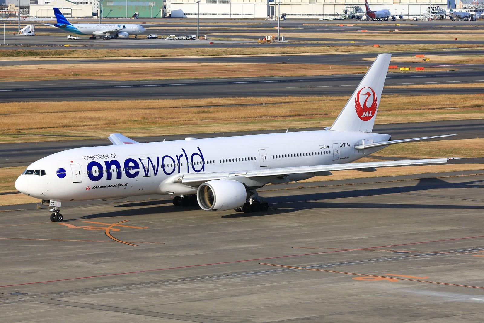 Re:[原创]【HND】******2016新年好,流窜羽田机场:全日空星战,汉莎1500th,以及一些大路货****** BOEING 777-200 JA771J 日本东京羽田国际机场