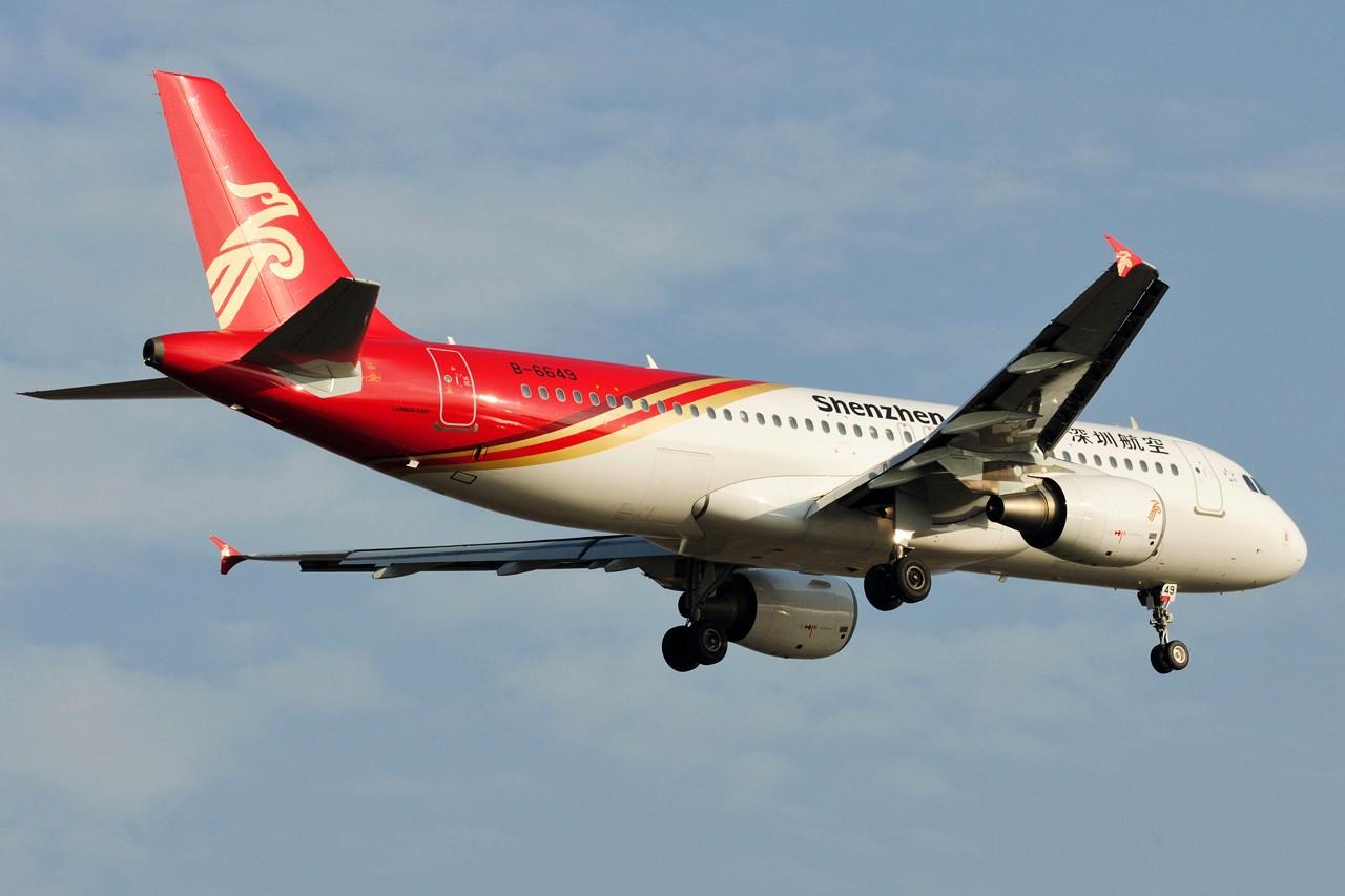 [原创]2016年第一帖,希望2016年能够多拍机,拍好机~~~ AIRBUS A320-200 B-6649 中国上海浦东国际机场