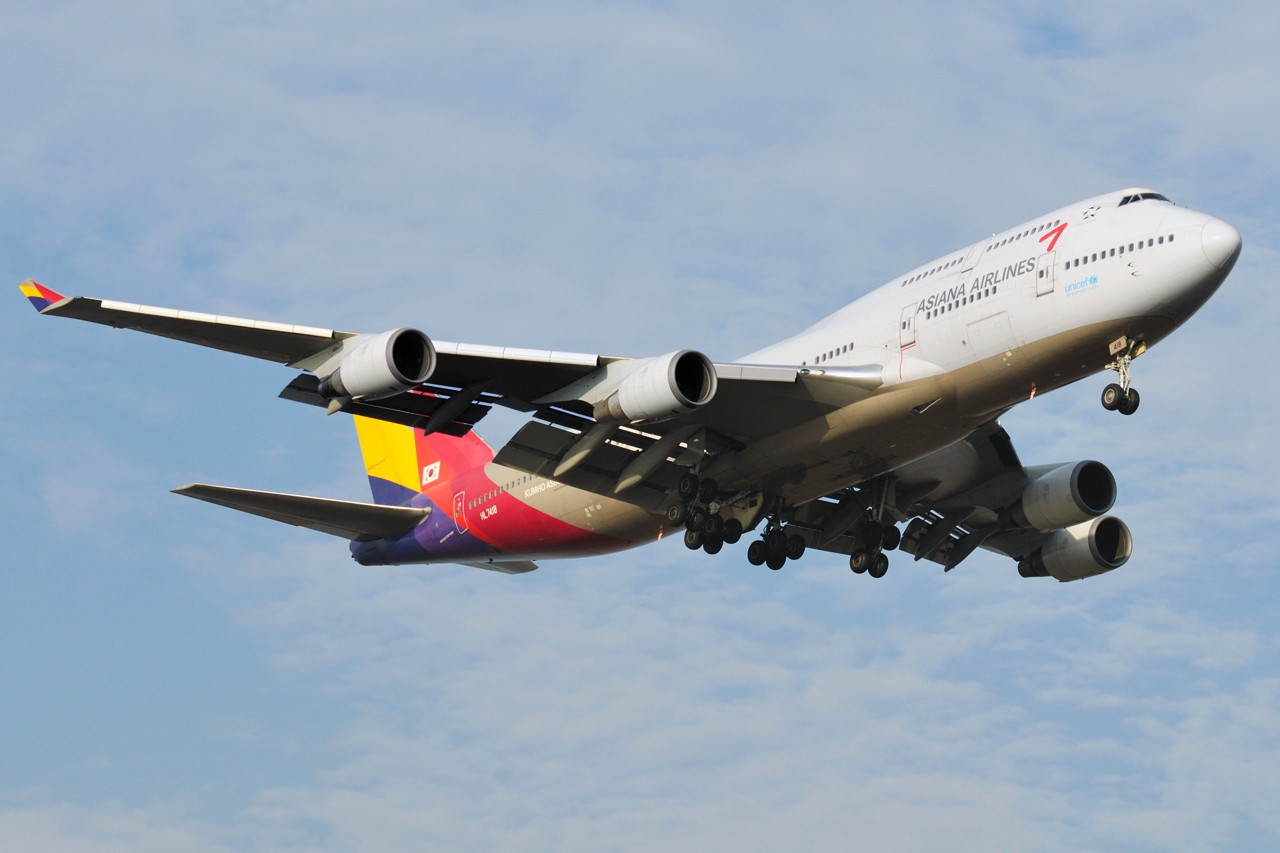 Re:[原创]2016年第一帖,希望2016年能够多拍机,拍好机~~~ BOEING 747-48E HL7418 中国上海浦东国际机场