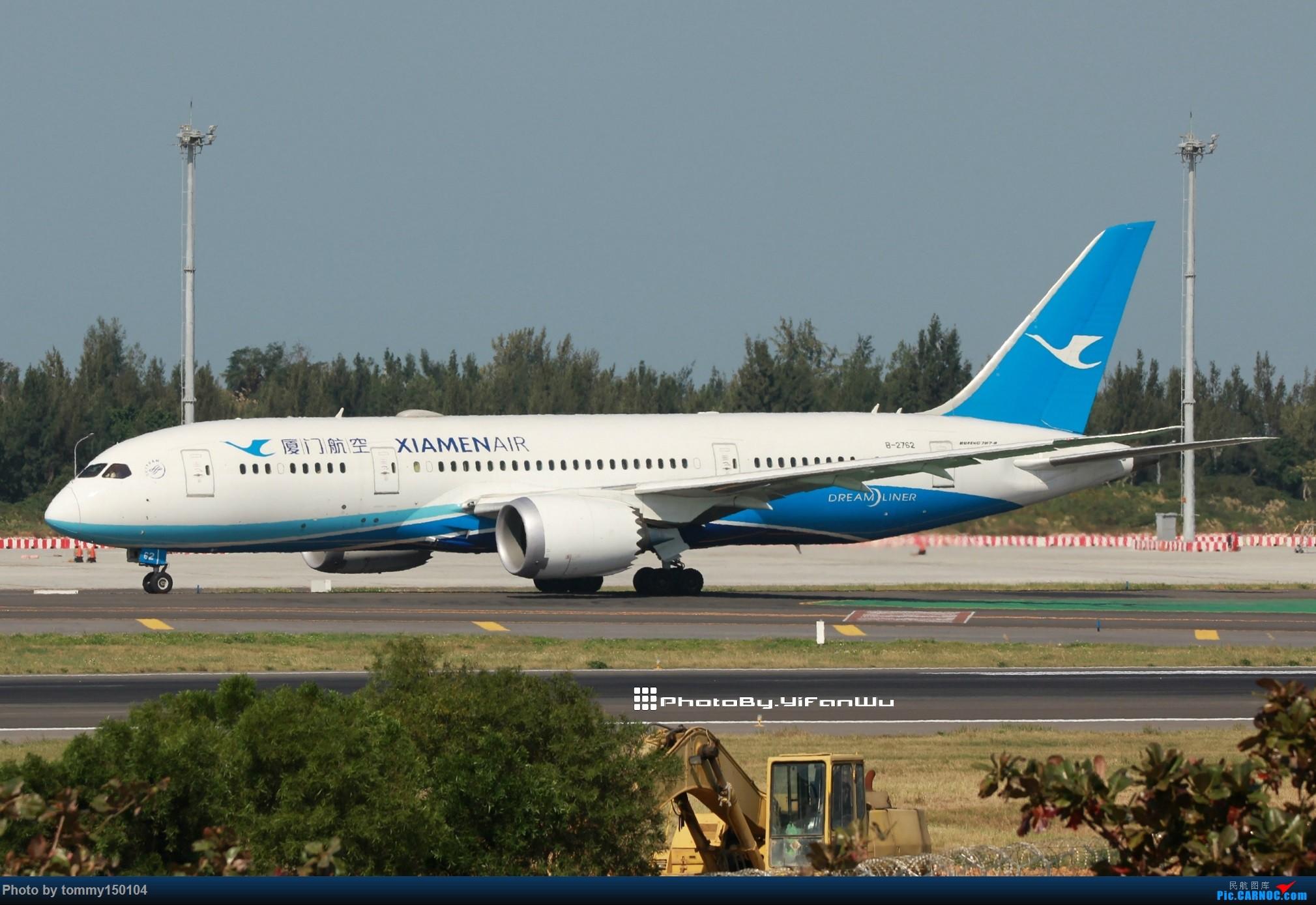 Re:[原创]新手試貼 TPE台北桃園 BOEING 787-8 B-2762 中国台北桃园国际机场