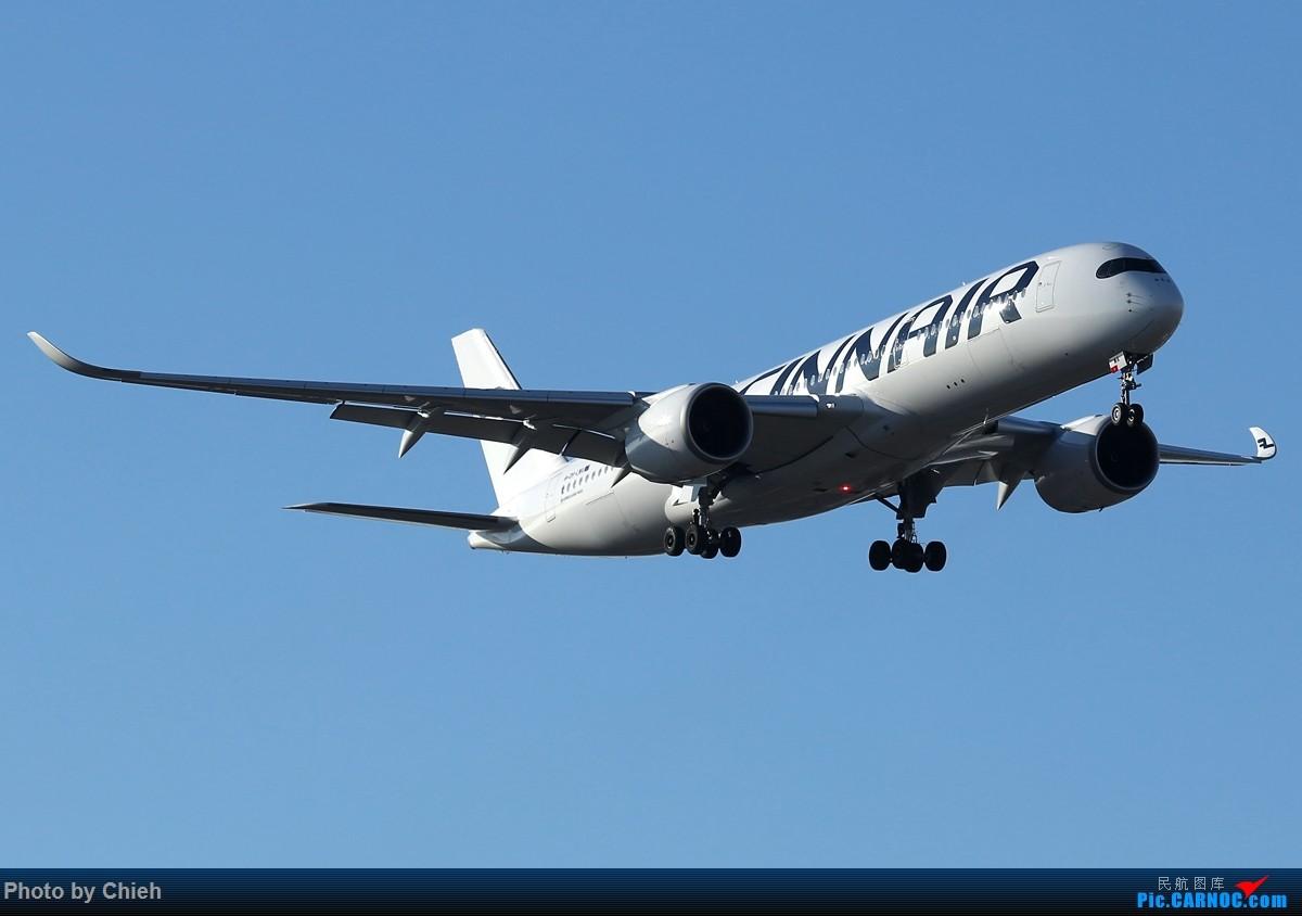 [原创]2016-01-07,芬兰航空A350-900首航北京,OH-LWA~ A350-900 OH-LWA 中国北京首都国际机场