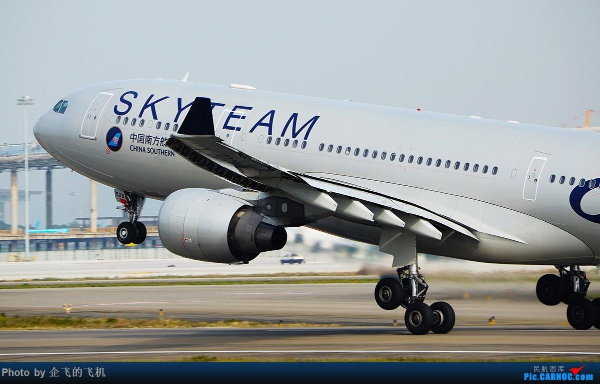 Re:[原创]1.2新年CAN第一拍 AIRBUS A330-200 B-6528 中国广州白云国际机场