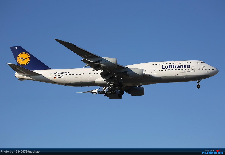 Re:[原创]珍惜PEK拍机点儿 BOEING 747-8I D-ABYD 北京首都机场