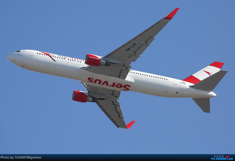 Re:[原创]珍惜PEK拍机点儿 BOEING 767-300 OE-LAY 北京首都机场