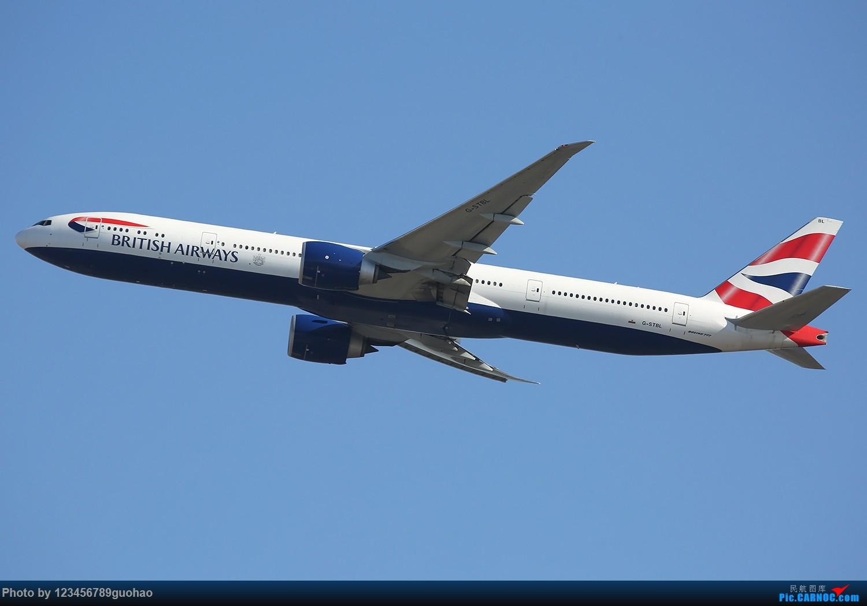 Re:[原创]珍惜PEK拍机点儿 BOEING 777-300ER G-STBL 北京首都机场