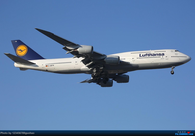 Re:[原创]杂图一批 BOEING 747-8I D-ABYN 北京首都机场