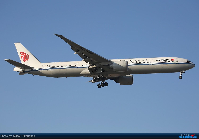 Re:[原创]杂图一批 BOEING 777-300ER B-2088 北京首都机场