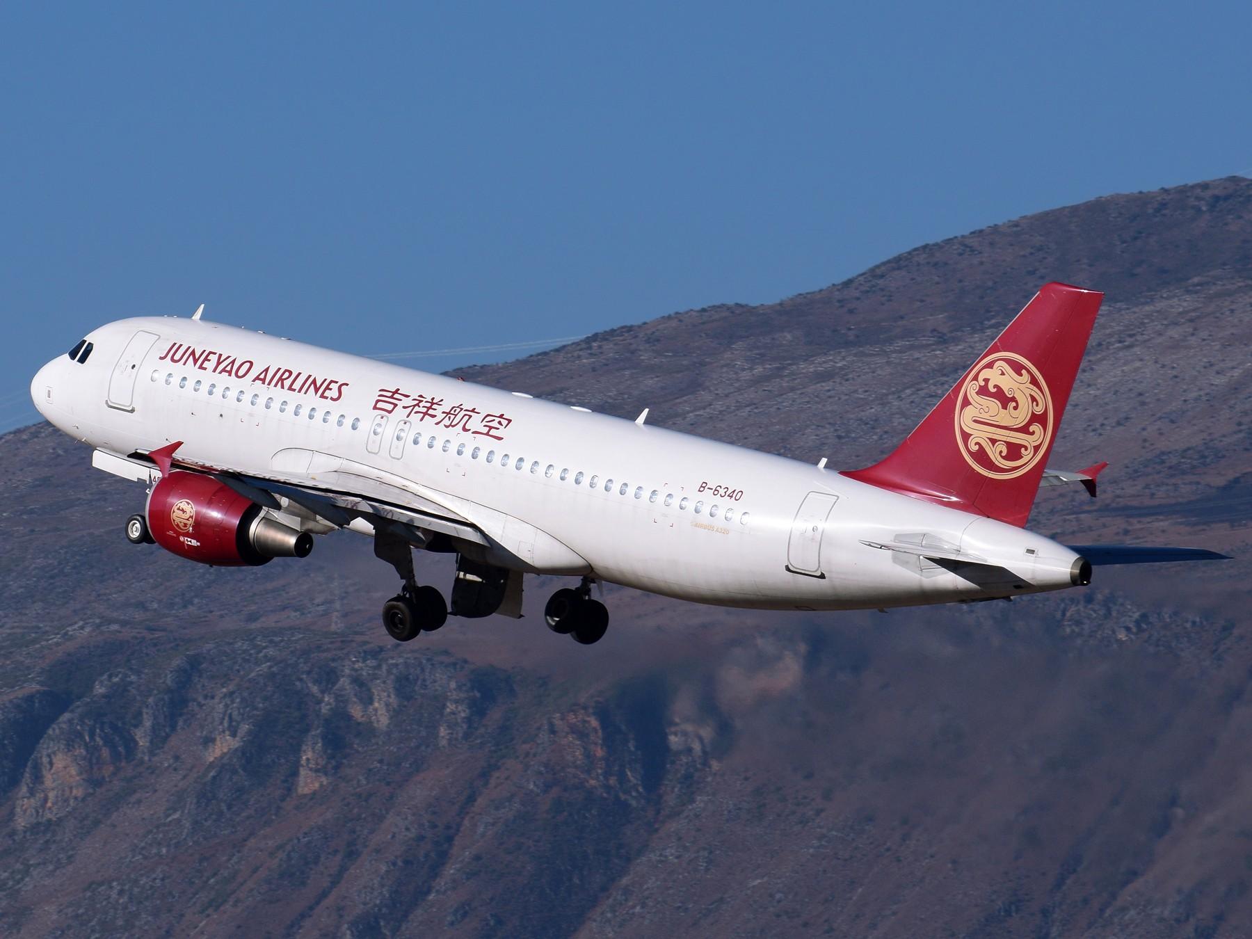 Re:[原创][吉祥航空年度摄影大赛] 吉祥航空------高原上的飒爽英姿 AIRBUS A320-200 B-6340 中国丽江三义机场