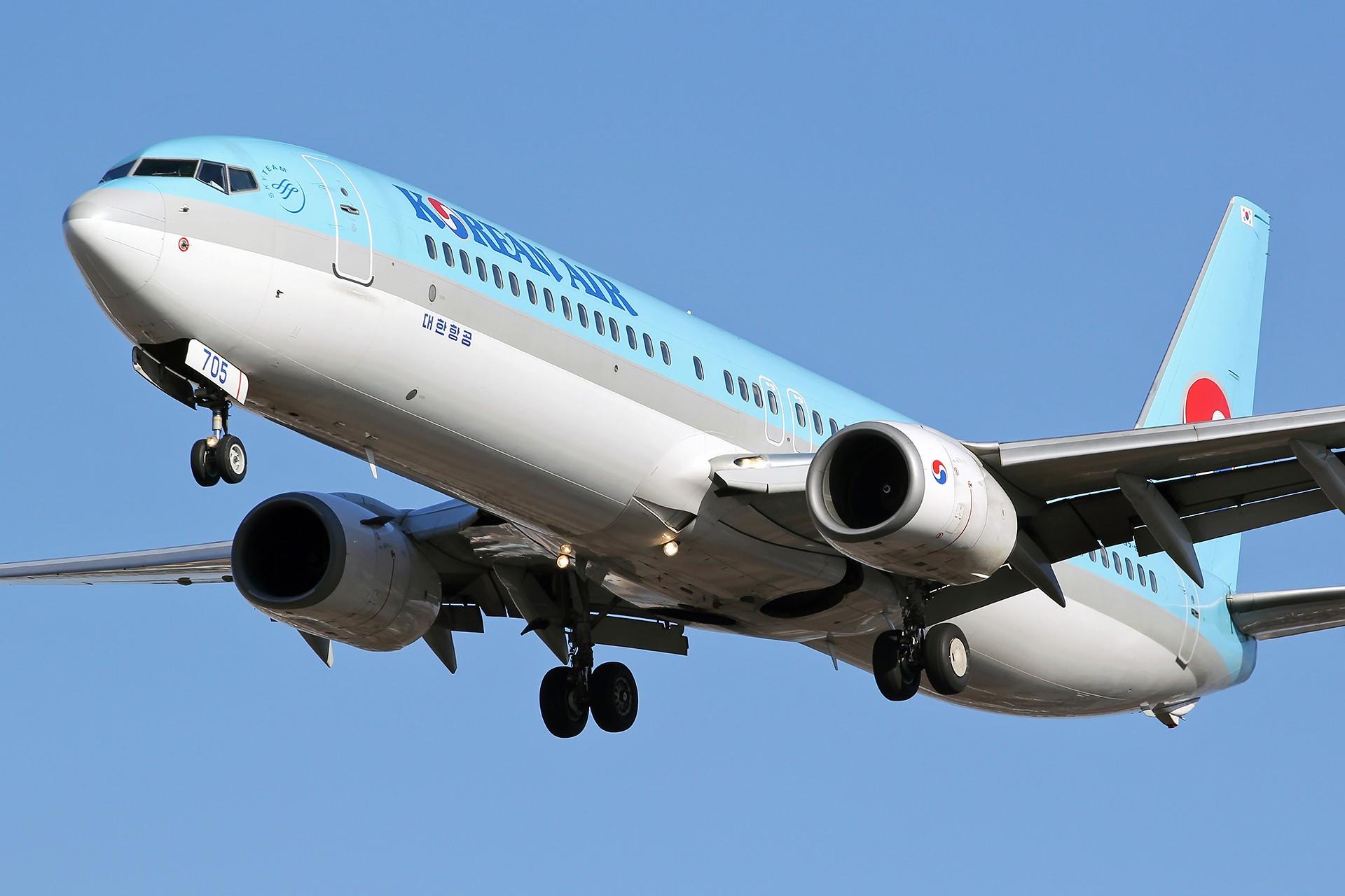 [原创][DLC]。。。DLC & SYX。。。 BOEING 737-900ER HL7705 中国大连国际机场