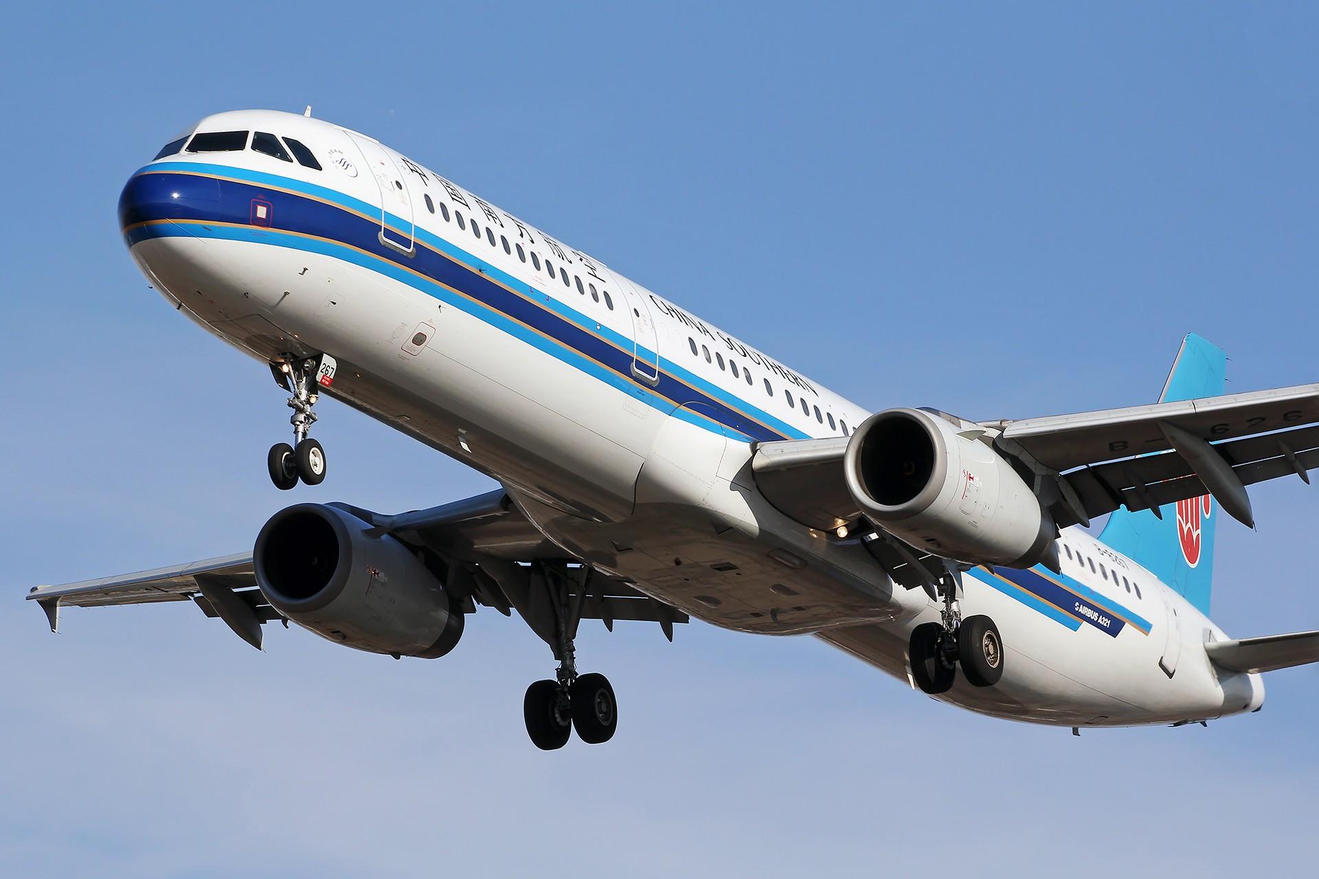 Re:[原创][DLC]。。。DLC & SYX。。。 AIRBUS A321-200 B-6267 中国大连国际机场