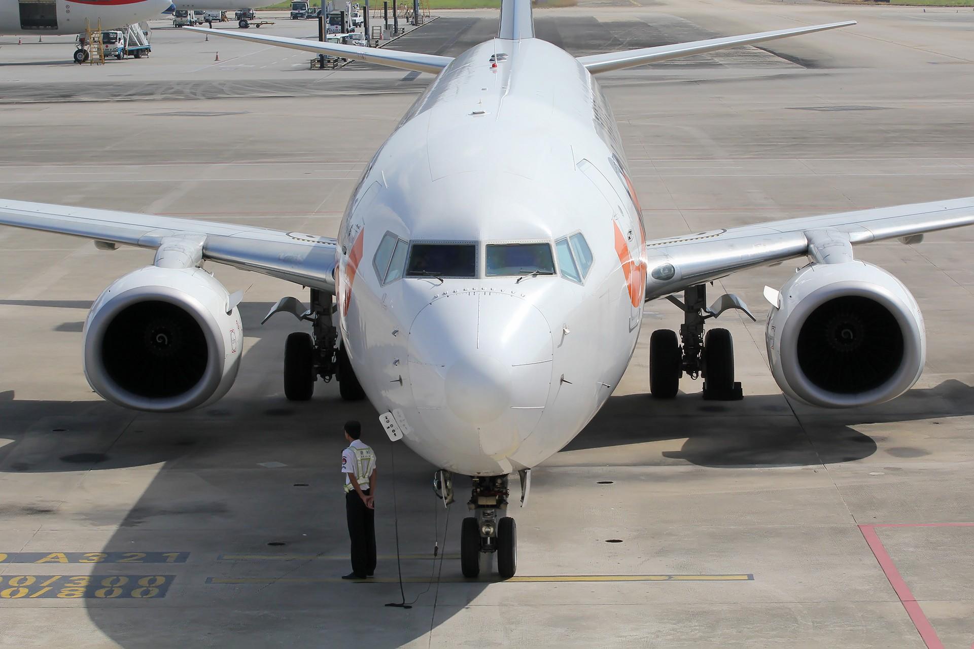 Re:[原创][DLC]。。。DLC & SYX。。。 BOEING 737-800 B-5723 中国三亚凤凰国际机场