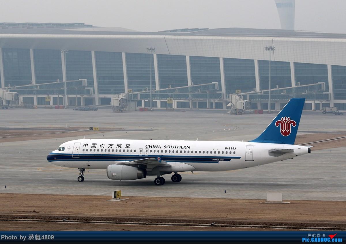 Re:[原创]【郑州飞友会】初探新郑机场二跑道,偶遇卢森堡萨特号 AIRBUS A320-200 B-6653 中国郑州新郑国际机场