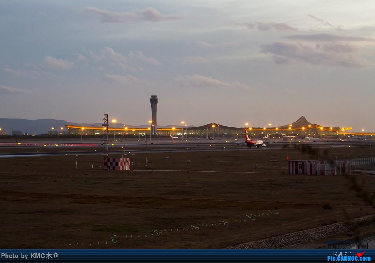 Re:[原创]【KMG】【昆明飞友会-KMG木鱼】2016年一月的周末从白天拍到天黑,临走时还来了一架波音777    中国昆明长水国际机场