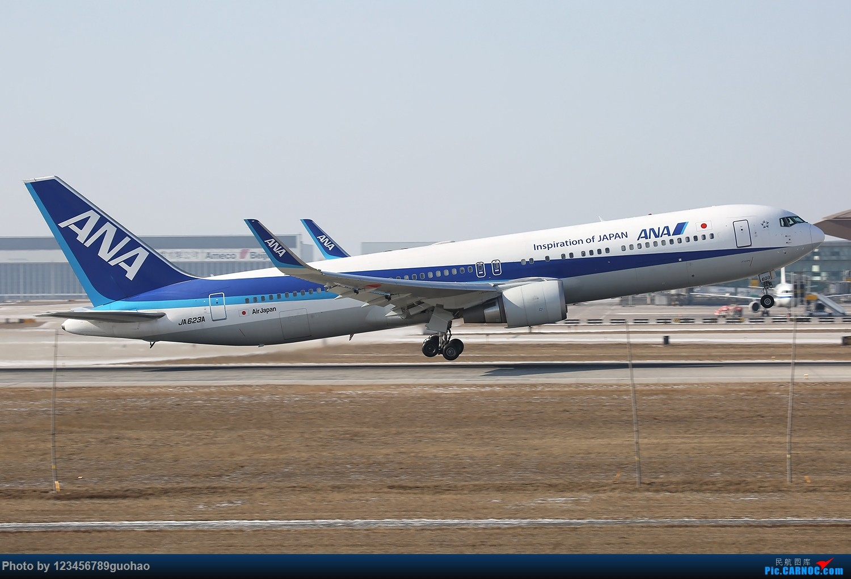 Re:[原创]川农100附送杂图一批 BOEING 767-300 JA623A 北京首都机场