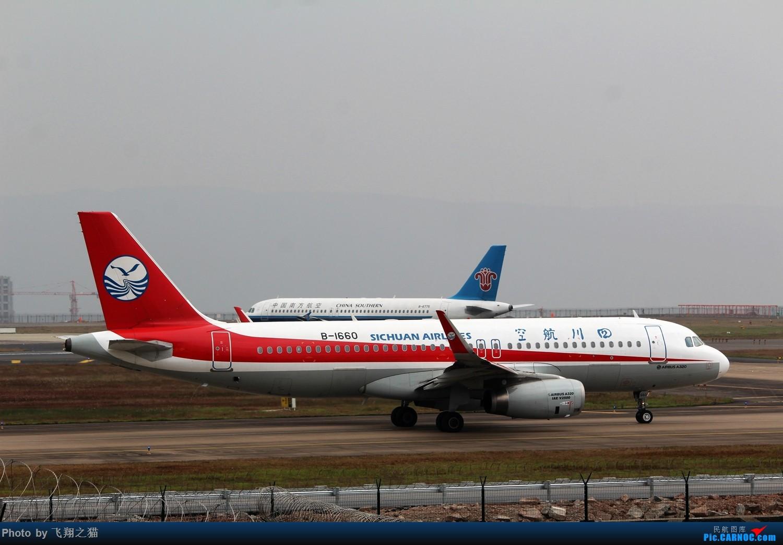 Re:[原创]CKG拍机(新年第一拍,川农th100,巧遇海航长安银行,小门神彩绘) AIRBUS A320-200 B-1660 重庆江北国际机场