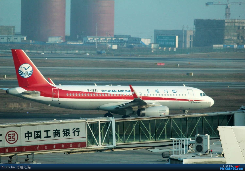 Re:[原创]CKG拍机(新年第一拍,川农th100,巧遇海航长安银行,小门神彩绘) AIRBUS A320-200 B-1661 重庆江北国际机场