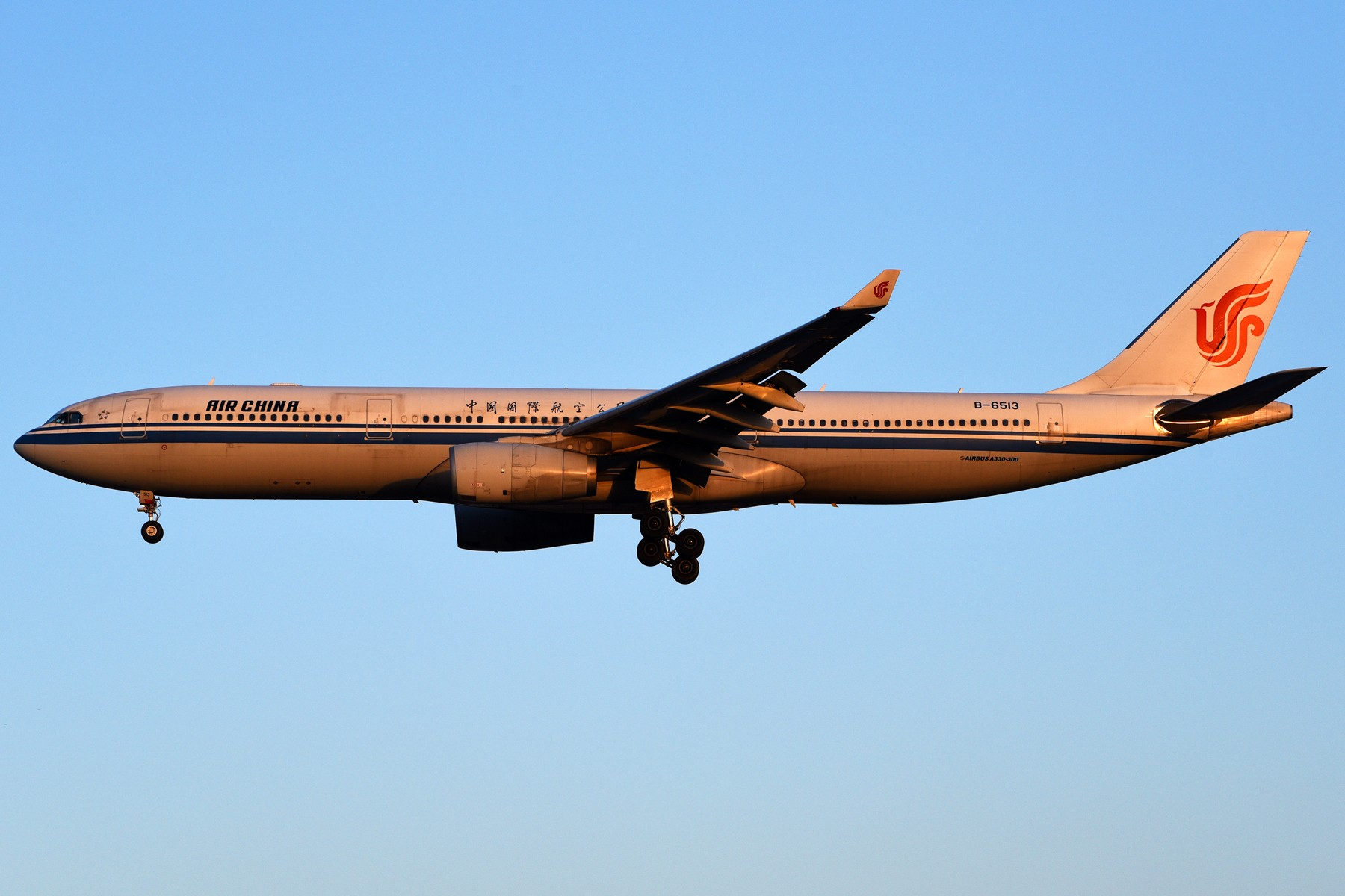 Re:真。帝都。首都。国际。机场(乡里人被帝都震撼到了) AIRBUS A330-300 B-6513 中国北京首都国际机场