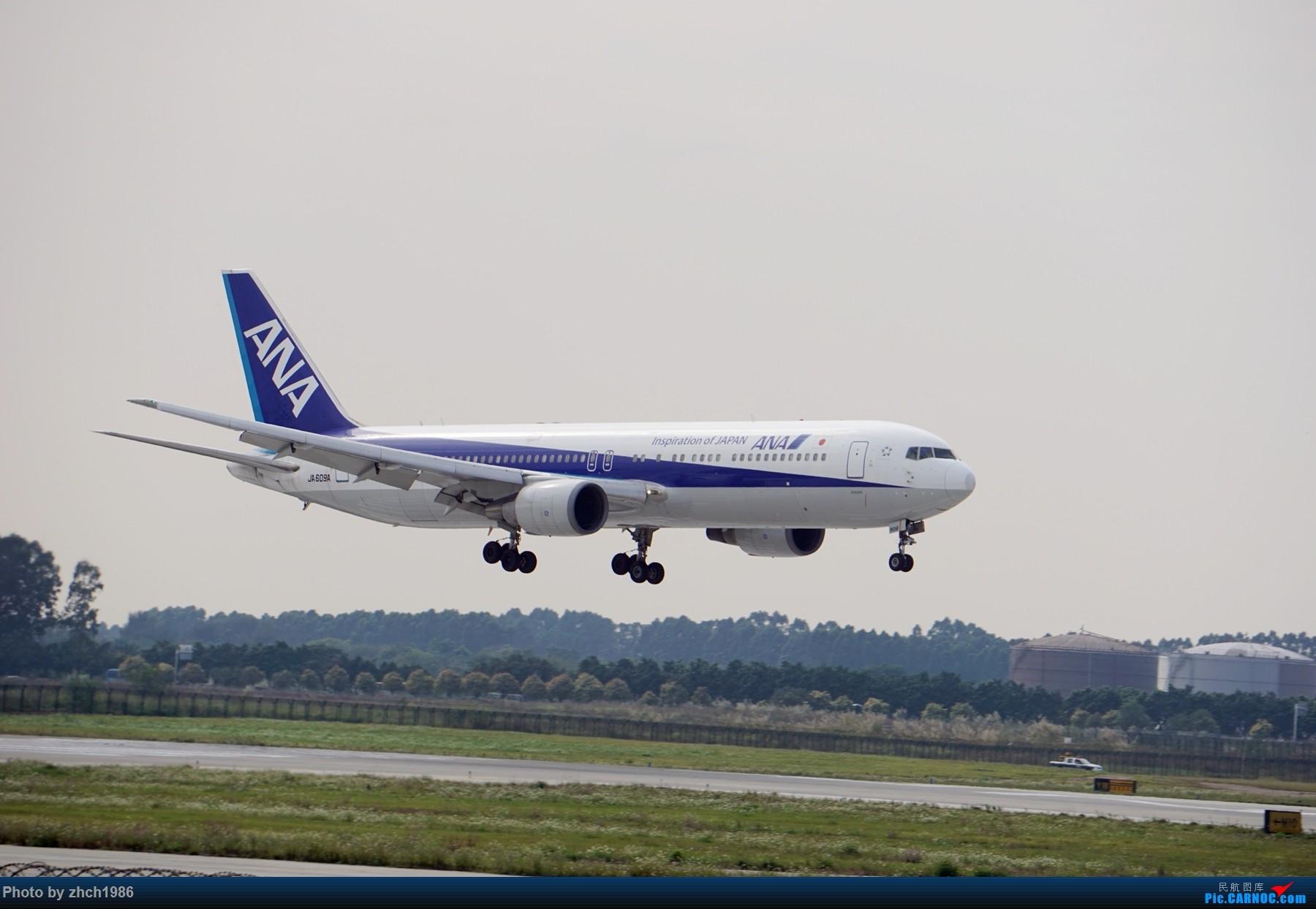 Re:[原创]【南充飞友会】CAN东二 一些起飞 一些降落 BOEING 767