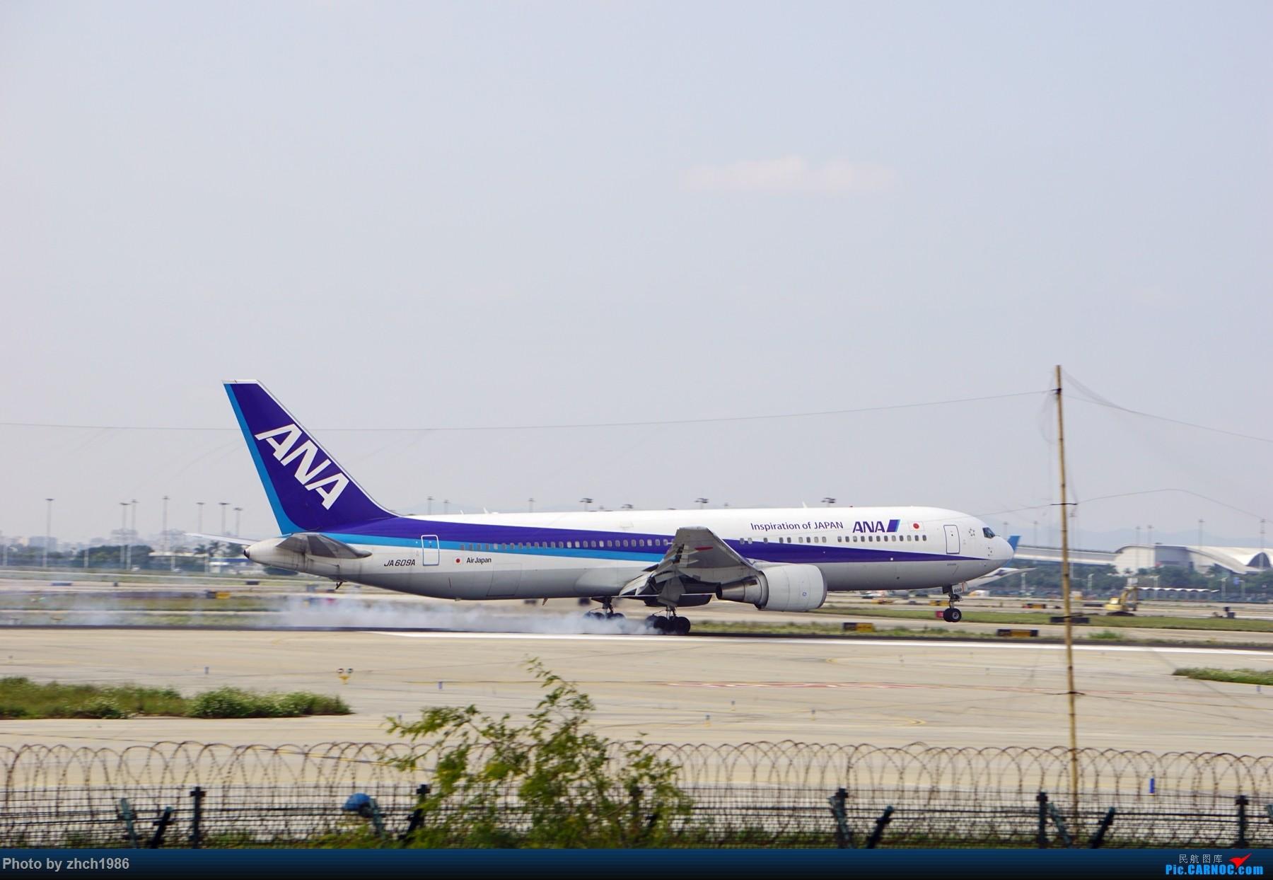 Re:[原创]【南充飞友会】CAN东二 一些起飞 一些降落 BOEING 767 JA609A 中国广州白云国际机场