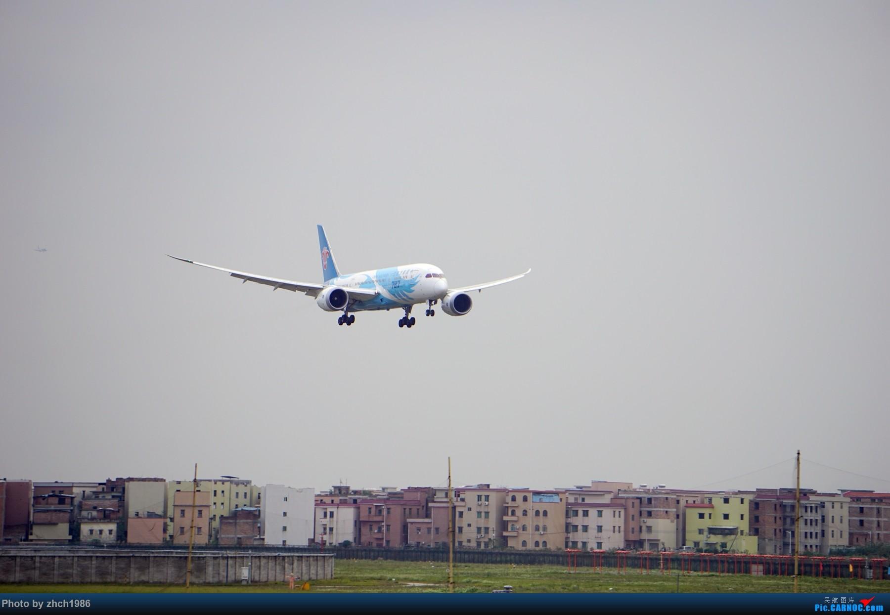 Re:[原创]【南充飞友会】CAN东二 一些起飞 一些降落 BOEING 787-8 B-2787 中国广州白云国际机场