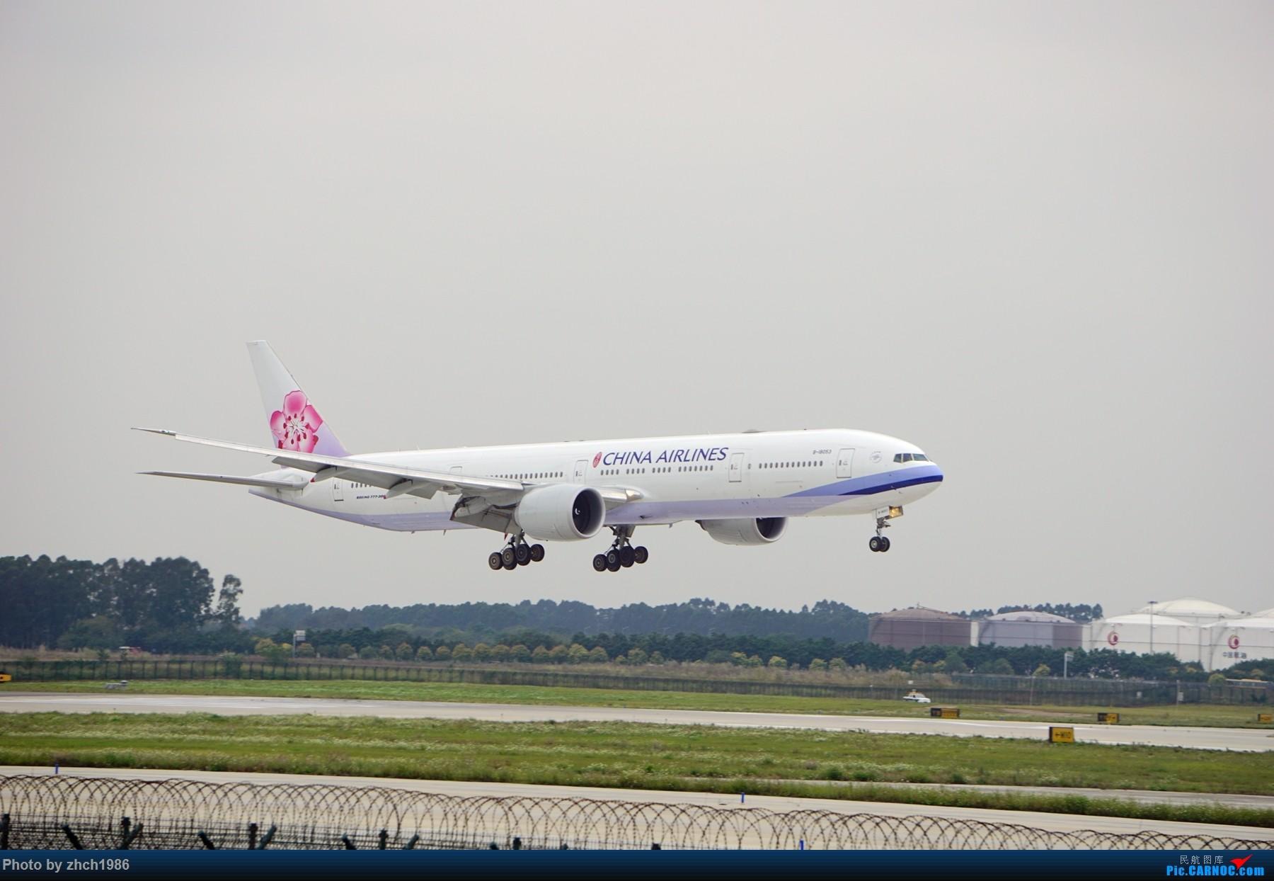 Re:[原创]【南充飞友会】CAN东二 一些起飞 一些降落 BOEING 777-300ER B-18053 中国广州白云国际机场