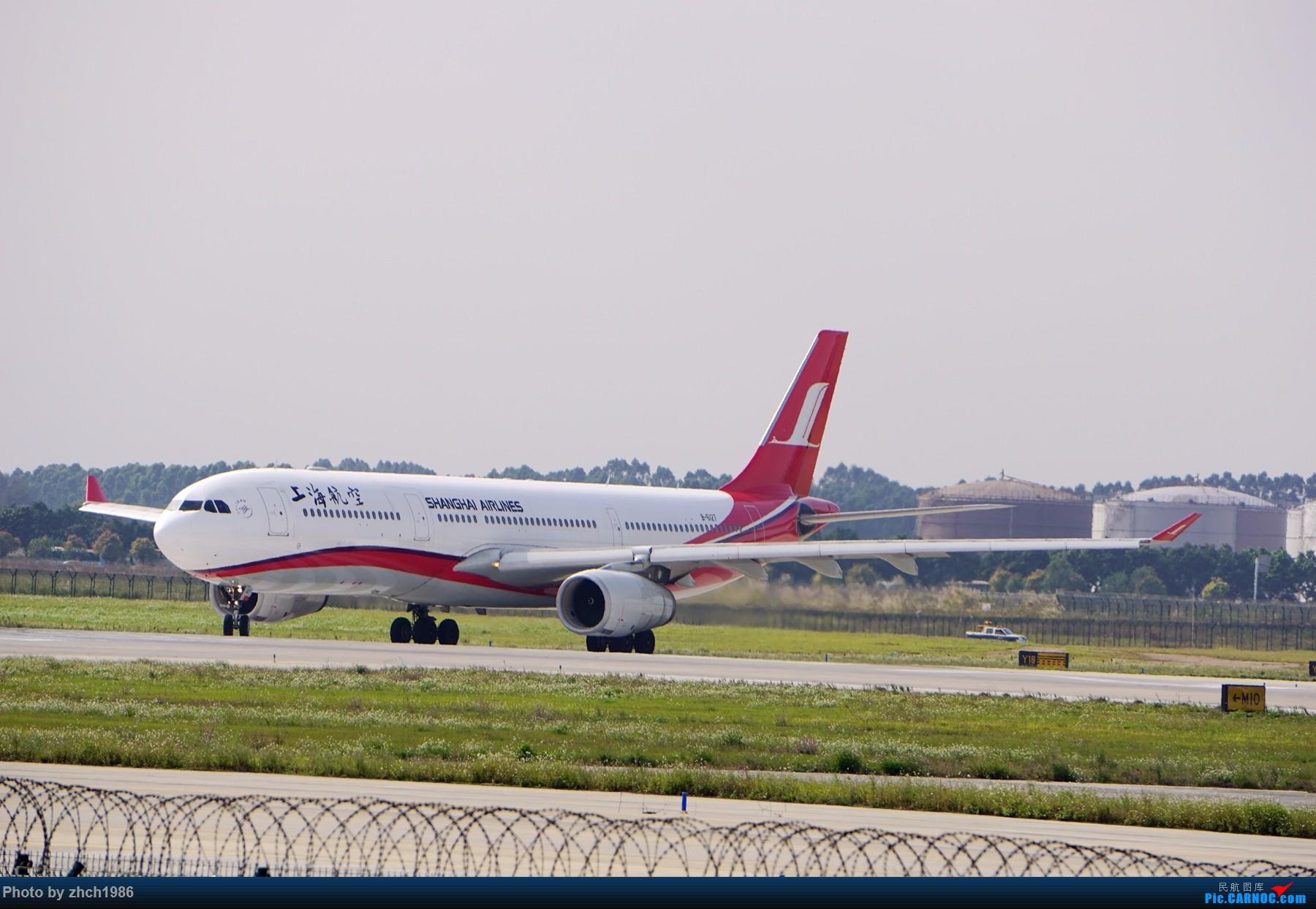 Re:[原创]【南充飞友会】CAN东二 一些起飞 一些降落 AIRBUS A330-300 B-6127 中国广州白云国际机场