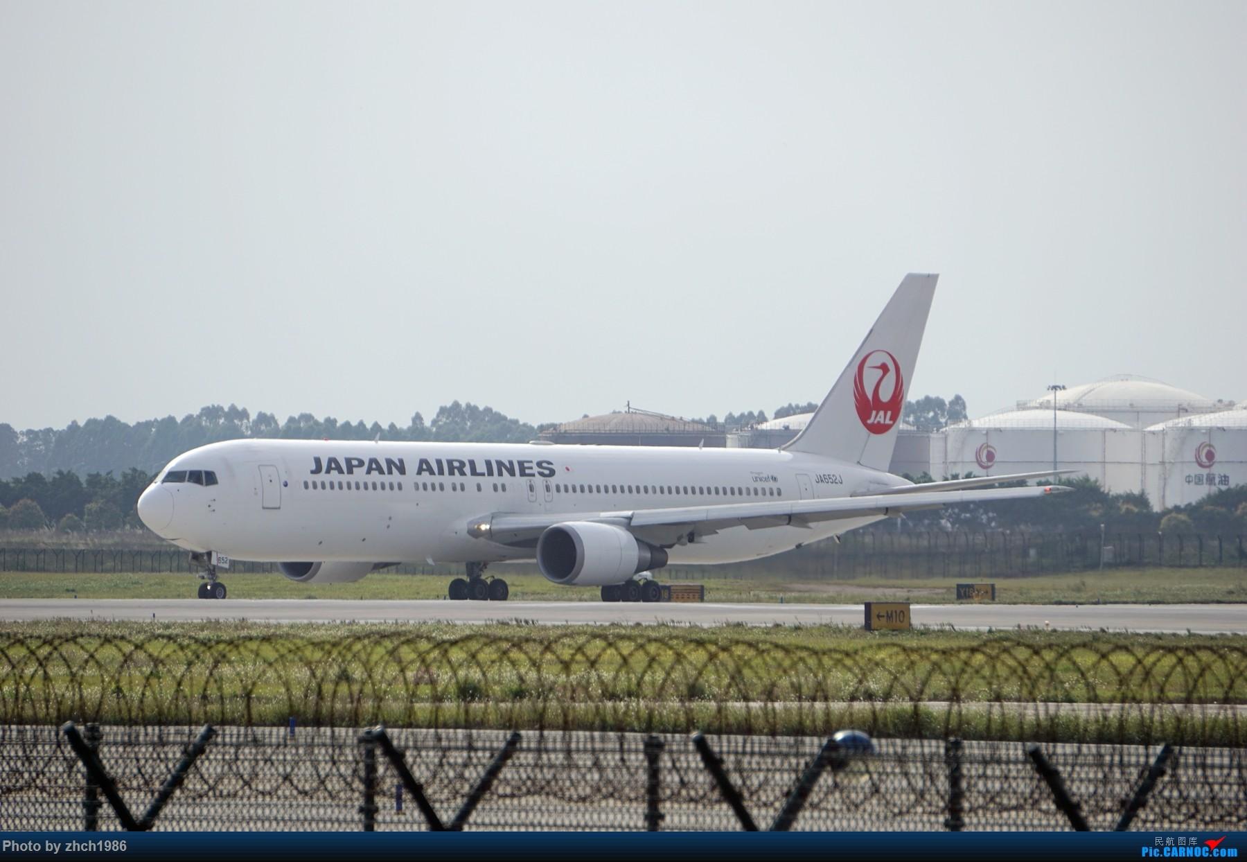 Re:[原创]【南充飞友会】CAN东二 一些起飞 一些降落 767 JA652J 中国广州白云国际机场