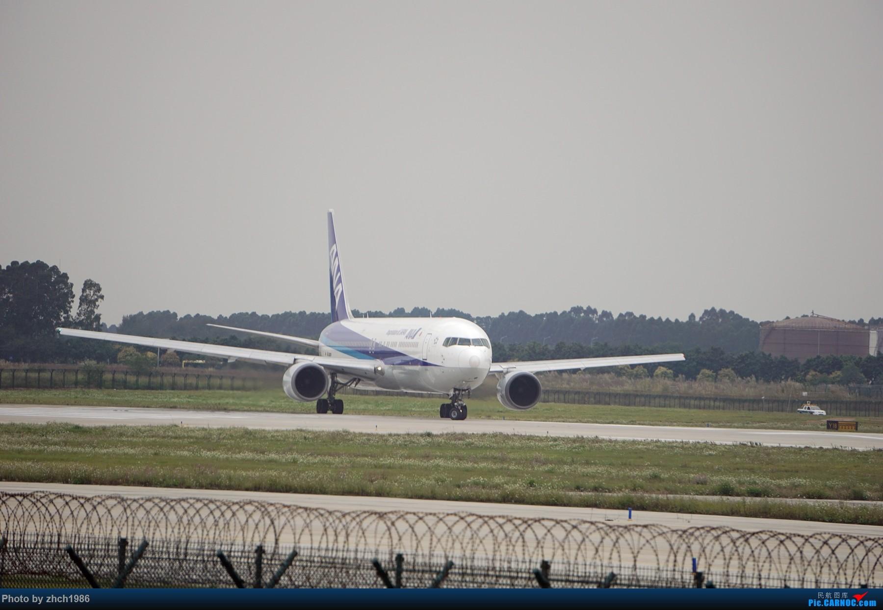 Re:[原创]【南充飞友会】CAN东二 一些起飞 一些降落 767 JA609A 中国广州白云国际机场