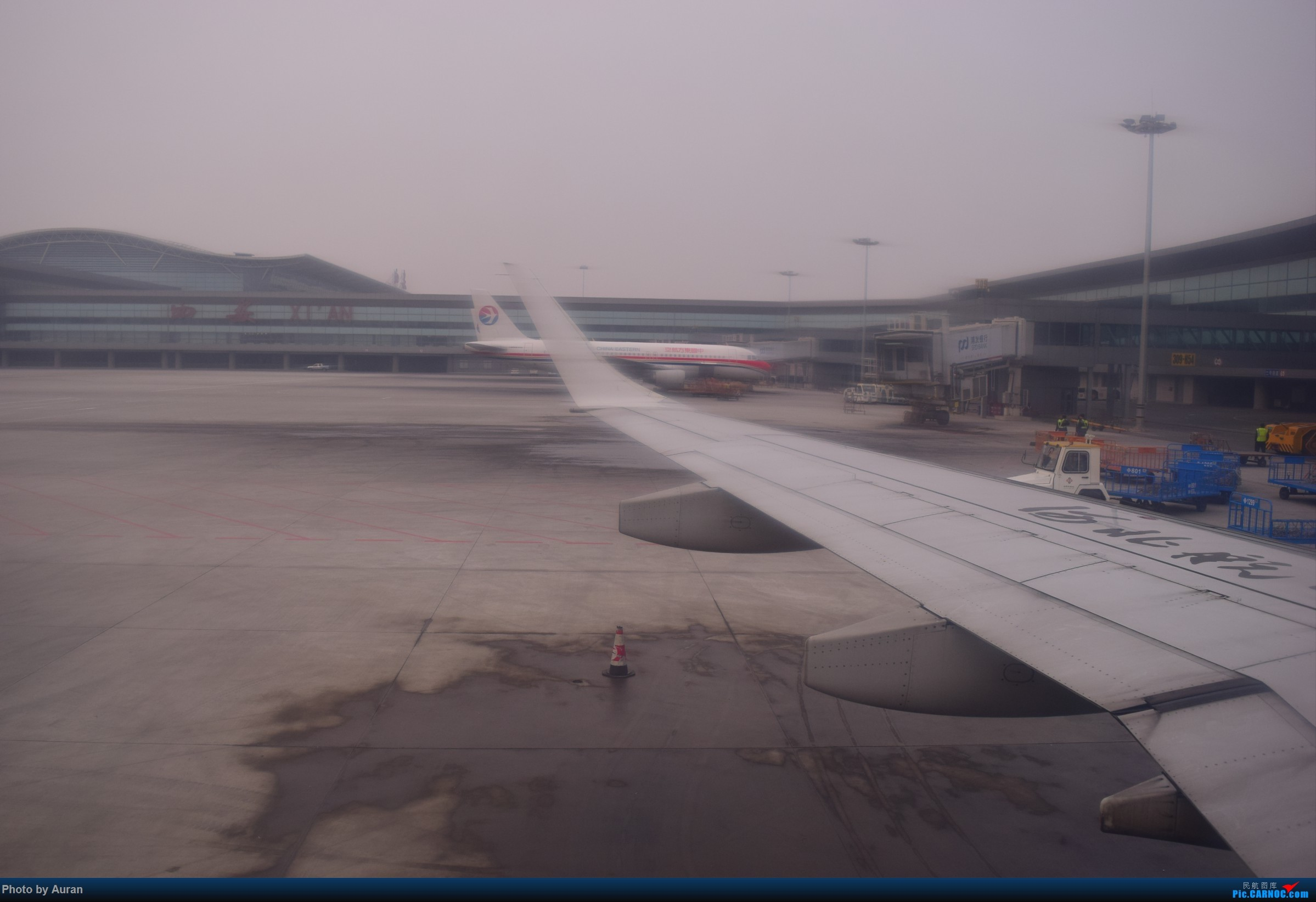 Re:[原创]【Auran游记2】陇秦之旅 E190 B-3207