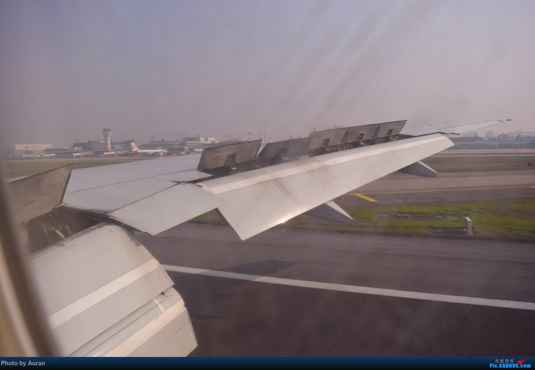 Re:[原创]【Auran游记3】2016寒假大学回家 波音777-200 B-2065 PEK