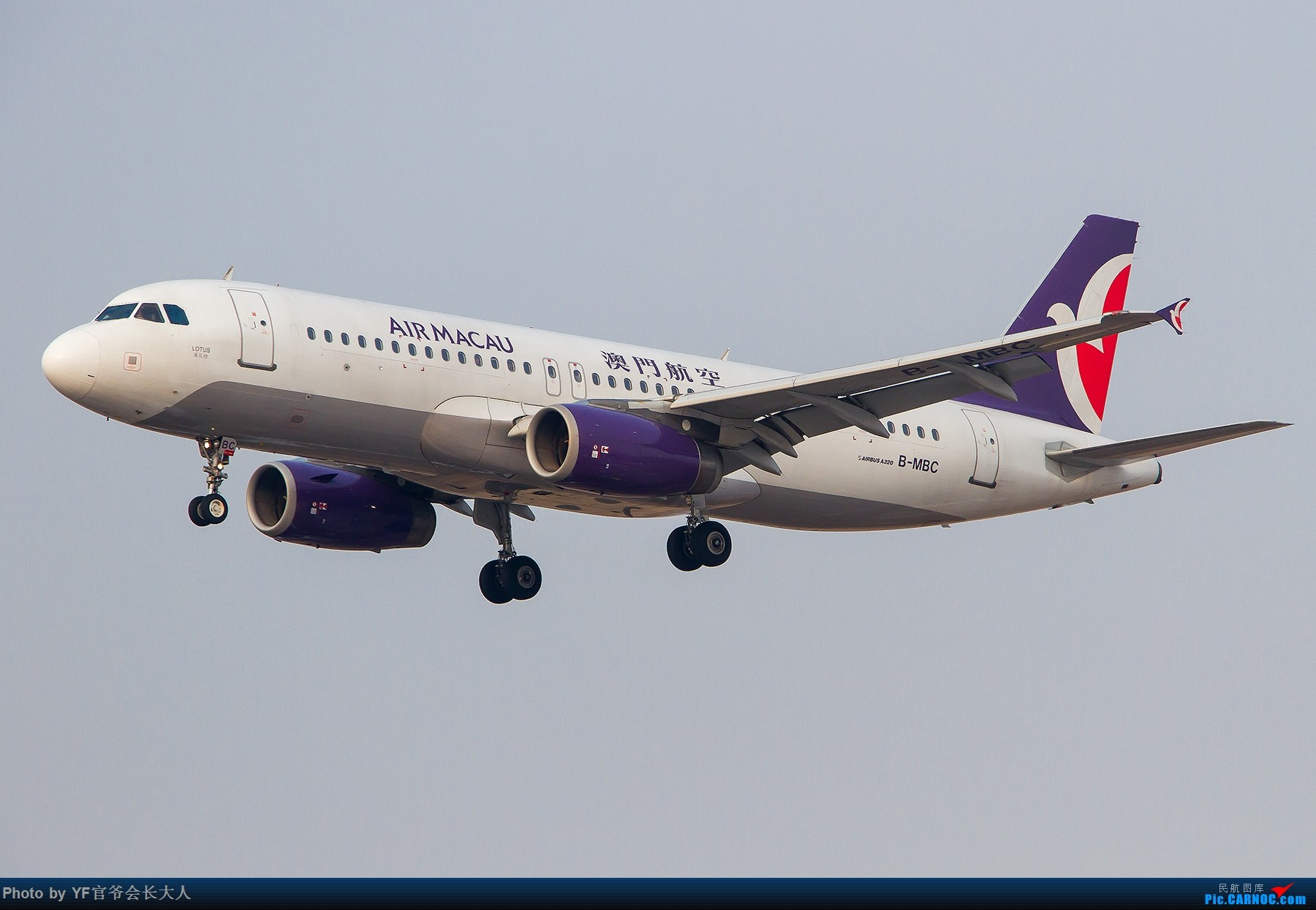 Re:[原创]【ZYTX】冬天不适合拍机 AIRBUS A320-200 B-MBC 中国沈阳桃仙国际机场