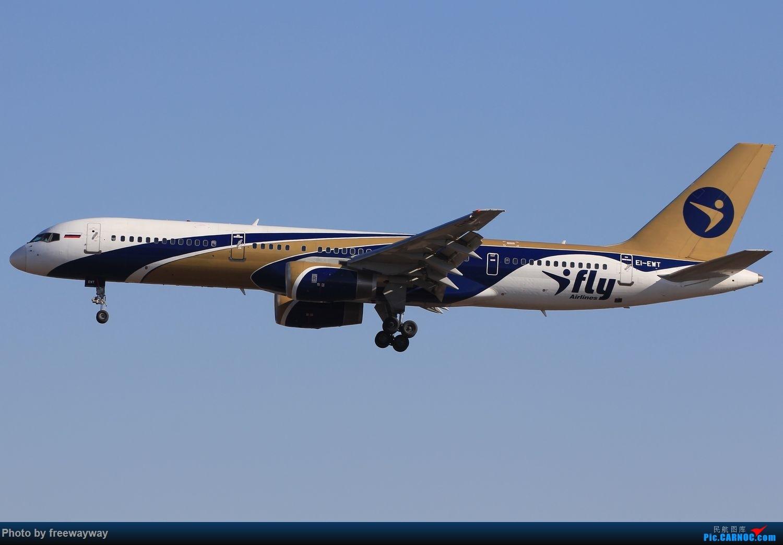 Re:[原创]蓝天做背景,感觉画面统一多了 BOEING 757-200  中国天津滨海国际机场
