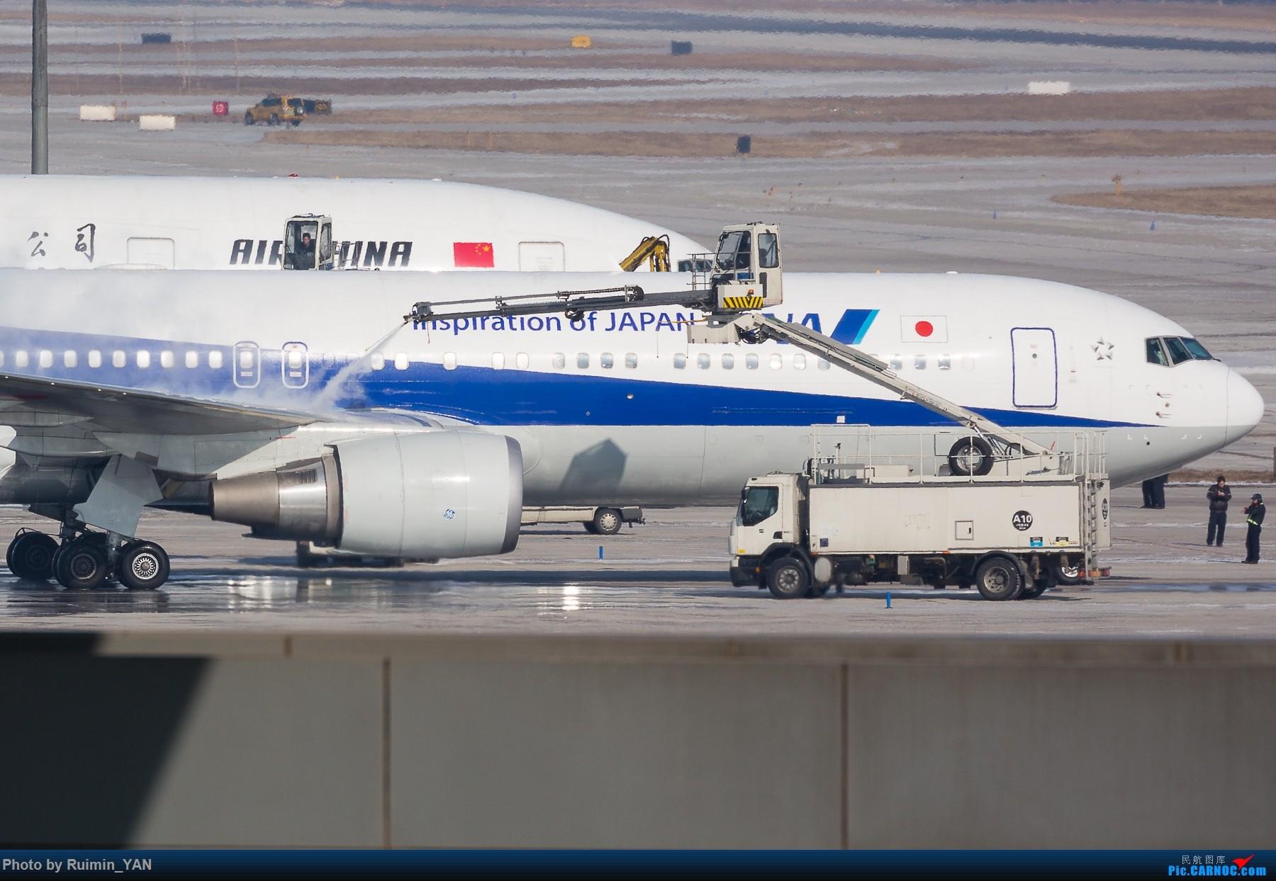Re:[原创]【PEK飞友会】除冰季 BOEING 767-300ER JA623A 中国北京首都国际机场