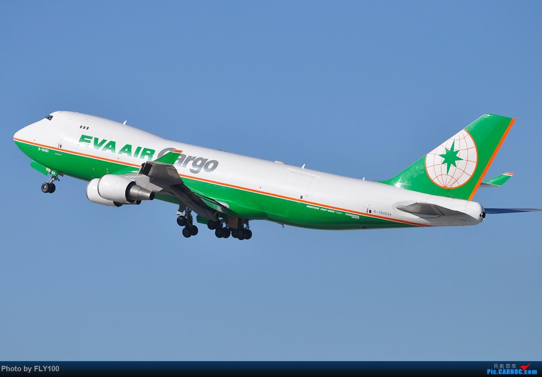 Re:[原创]【北美飞友会】#LAX货机系列# EVA AIR 长荣航空 B747-400F BOEING 747-45EF B-16483 美国洛杉矶机场