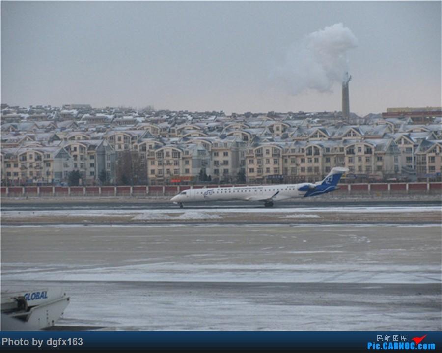 Re:[原创]【dgfx163的游记(6)】中国国际航空公司 B737-800 大连DLC-天津TSN CA952 擦航180特价飞,开启天津4日游! BOMBARDIER CRJ900NG B-3380 中国大连国际机场