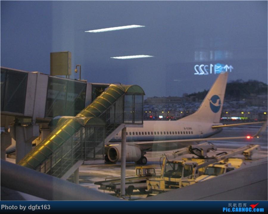 Re:[原创]【dgfx163的游记(6)】中国国际航空公司 B737-800 大连DLC-天津TSN CA952 擦航180特价飞,开启天津4日游! BOEING 737-800 B-5386 中国大连国际机场