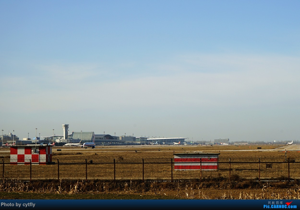 [原创]2016第一拍---中国最冷清省会机场SJW随拍    中国石家庄正定国际机场