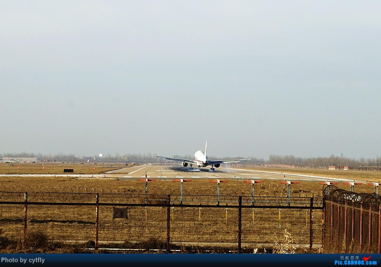 Re:[原创]2016第一拍---大风中的石家庄机场随手拍 AIRBUS A320-200 B-2335 中国石家庄正定国际机场