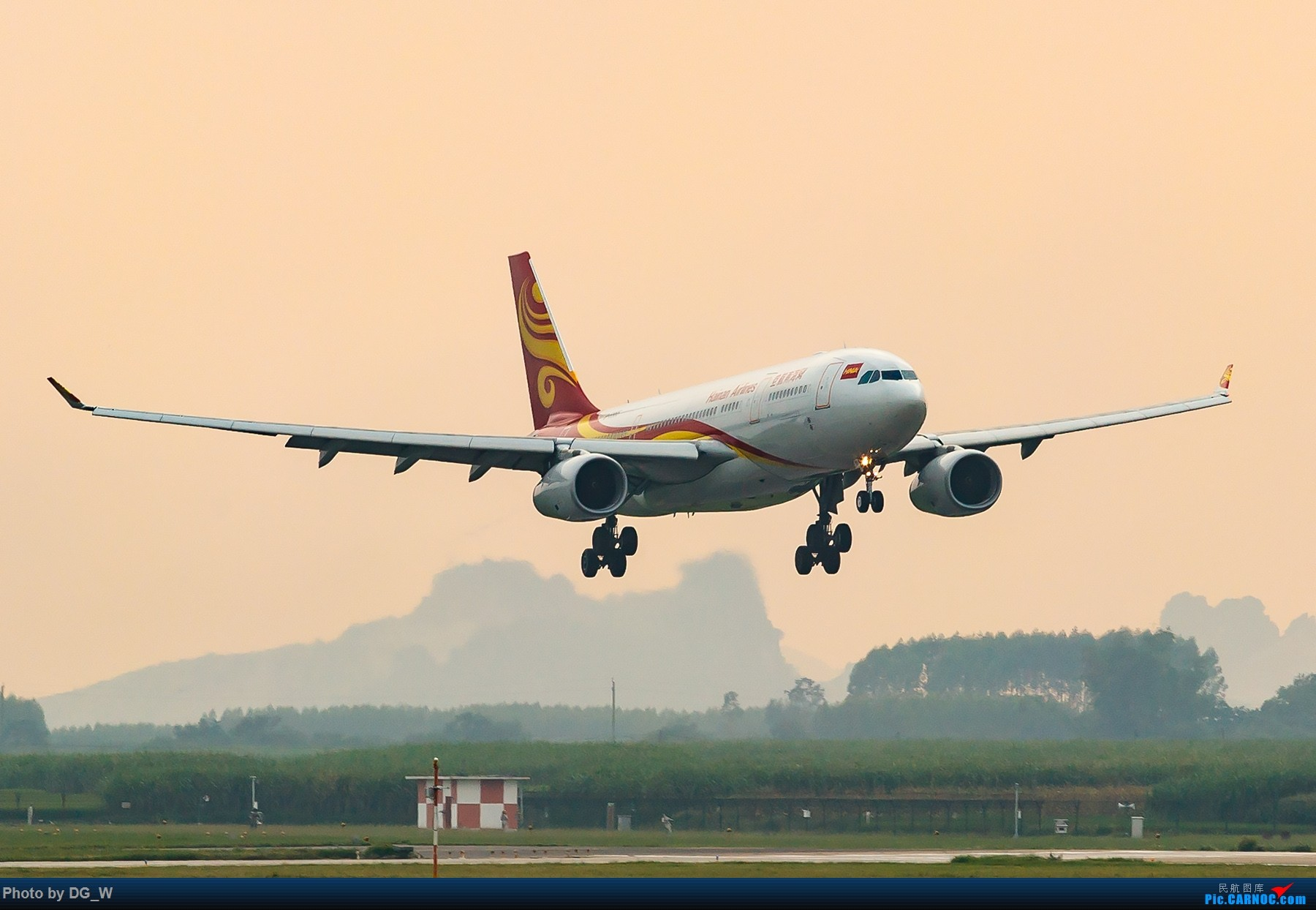 Re:[原创]【南宁飞友】集齐南航邮戳738,外加最近半年拍的部分彩绘 AIRBUS A330-200 B-5955 中国南宁吴圩国际机场