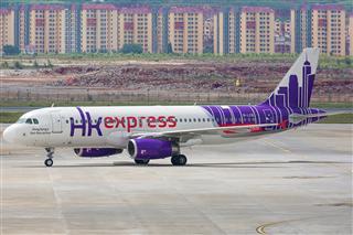 Re:【KMG飞友会】香港快运(Hong Kong Express,UO)--A320