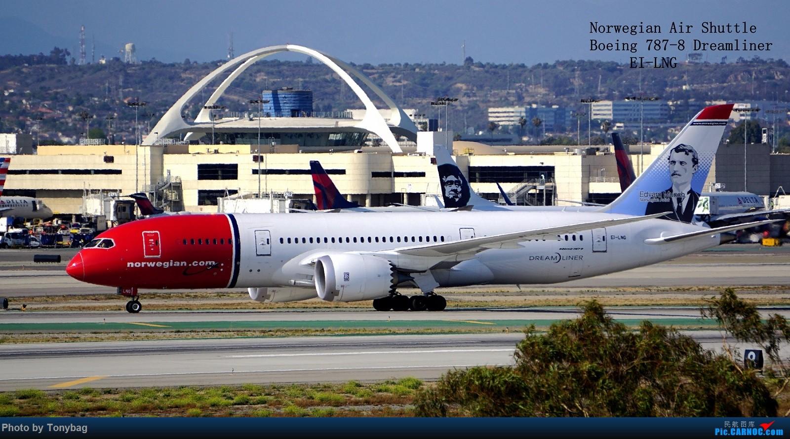 Re:洛城大集合 BOEING 787-8 EI-LNG 洛杉矶国际机场